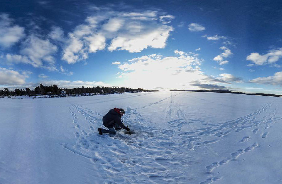 The History of Ice Fishing